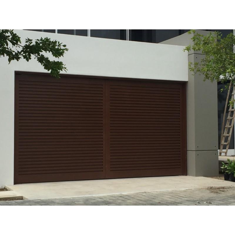 Puerta de garage otro tipo de puertas de garaje de gran - Mecanismo puerta garaje ...