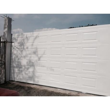 Puerta de Garaje Diseño Americano Deluxe